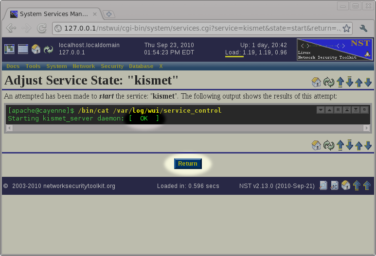 HowTo Geolocate kismet Data - NST Wiki